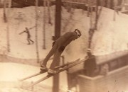 Steve Sydow ski jumping, Eau Claire