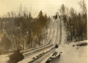 Chester Bowl Toboggan Slide, 1930s