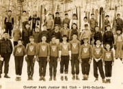 Chester Bowl, 1941 Chester Park Jr. Ski Club