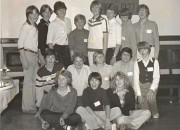 Chester Bowl Junior Patrol Cadets 1977
